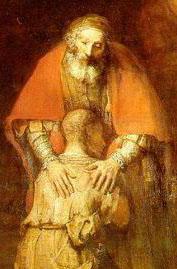 rembrandt-pardon du père miséricorde