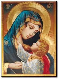 vierge marie enfant jésus