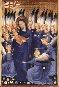 virgin&angels1395 maitre inconnu