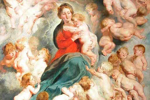 vierge marie sts innocents - copie