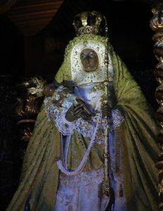 Vierge de Camarina st pedro de josé